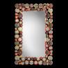 """Multicolor """"Greta"""" venetian mirror"""