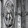 """Fausta "" венецианские зеркала"