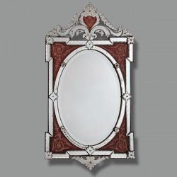 """Carmela "" venetian mirror"