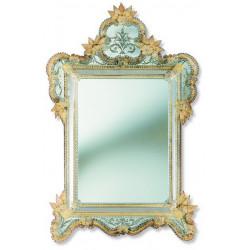 """""""Veridiana"""" espejo veneciano oro"""