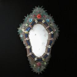 """""""Cristina """" венецианские зеркала многоцветный"""