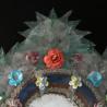"""Multicolor """"Cristina """" venetian mirror"""