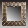 """Gold """"Lea"""" venezianische spiegel"""