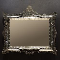 """Lorenzo"" venetian mirror"