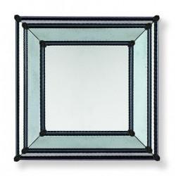 """""""Cassandra"""" miroir vénitien noir"""