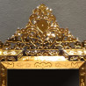 "Gold ""Aladina"" venetian mirror"
