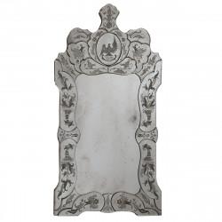 """Ada"" venetian mirror"