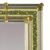 "Green ""Nicole "" venetian mirror"