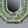 """""""Estella """" венецианские зеркала зеленый"""