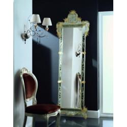 """Gold """"Elisa"""" venetian mirror"""