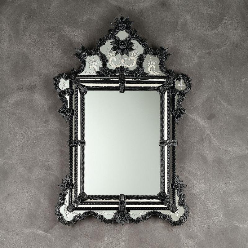 black zelinda venetian mirror venetian mirrors