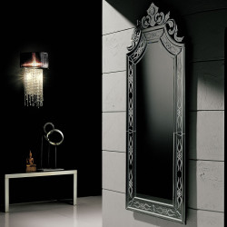 """""""Valentina"""" венецианские зеркала черный"""