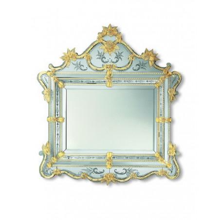 """Gold """"Perla"""" venezianische spiegel"""