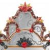 """""""Giulia"""" венецианские зеркала красный"""